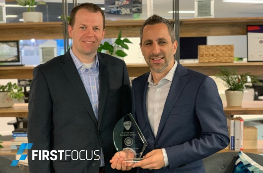 First Focus recognised with ACS Trust Mark ®