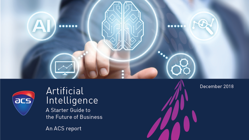 artificial intelligence a starter guide to the future of business