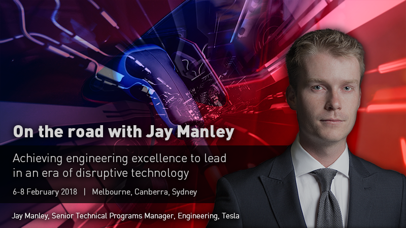 Achieving engineering excellence to lead in an era of disruptive technology