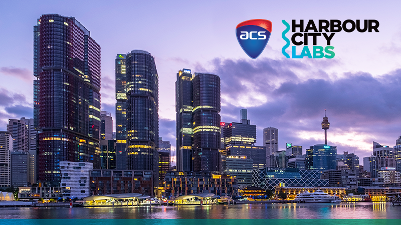 Harbour City Labs: Scale at Barangaroo