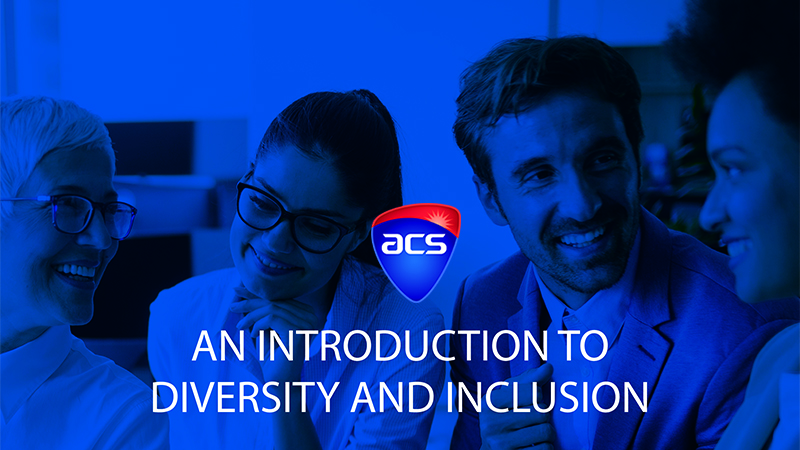 An Introduction to Diversity and Inclusion