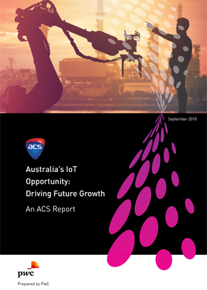 Australia's IoT Opportunity - Driving Future Growth