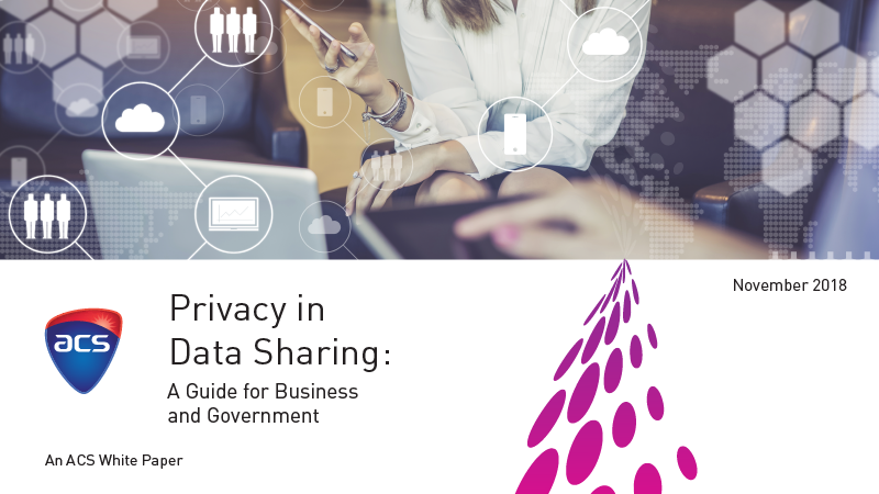 Privacy in Data Sharing - A guide for Business and Government