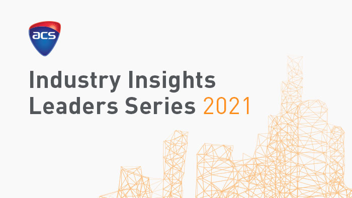 ACS Industry Insights - Leaders Series