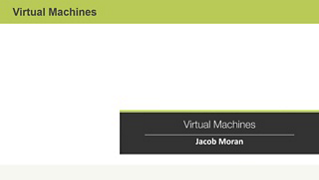 VMware vSphere 6.5: Install, Configure and Manage: Virtual Machines